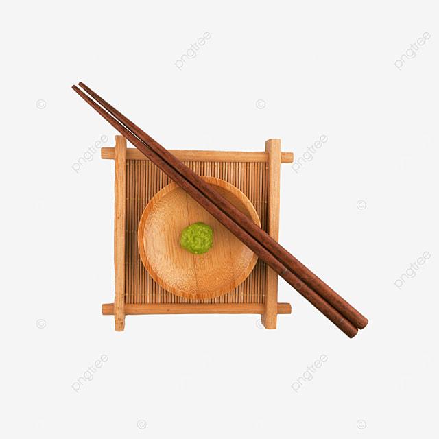 ingredients seasoning chopsticks mustard
