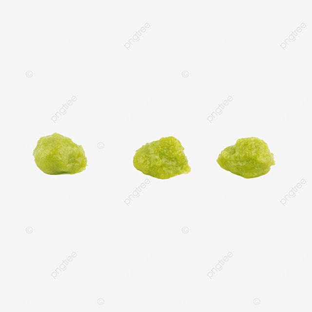 wasabi spicy food healthy food