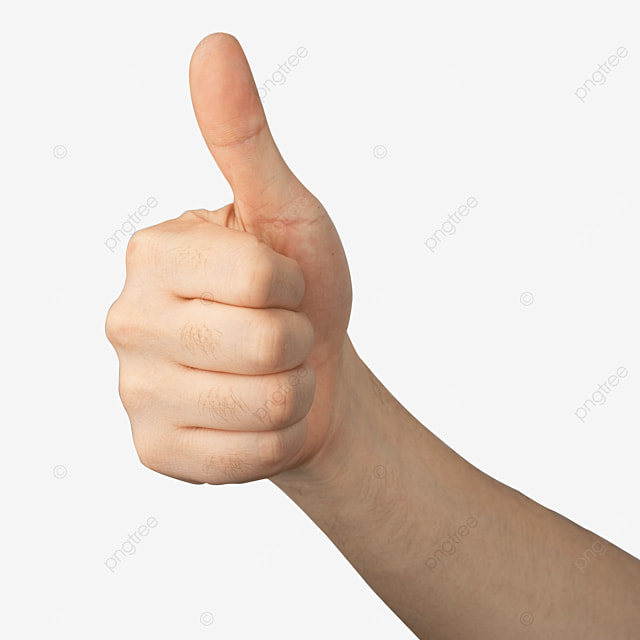 Thumb Up Gesture Hand Finger Modeling Png Transparent Image And Clipart For Free Download Tilted thumbs up, black finger, motivate others, cartoon png transparent clipart image and psd file for free download. pngtree