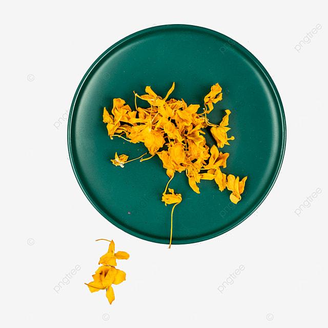 dried flower herbal scented tea dendrobium