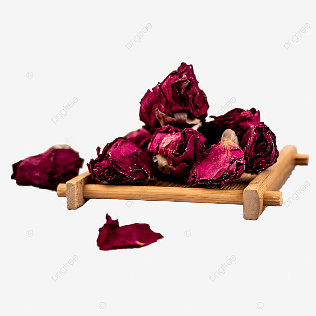 healthy herbal rose dried flower plant