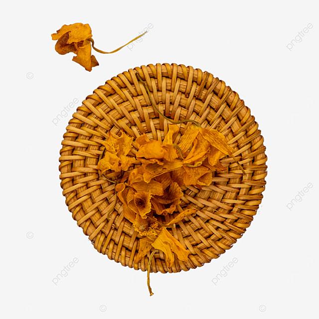herbal plant dendrobium flower tea