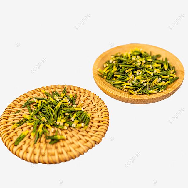 herbal plant lotus seed heart herbal tea