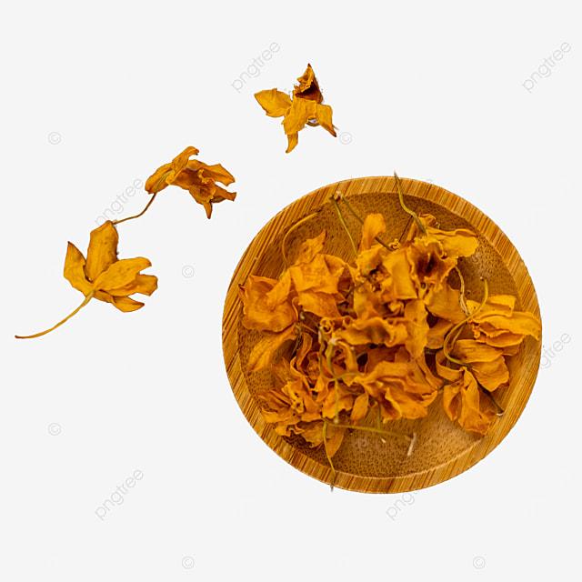 natural dendrobium flower tea slimming diet
