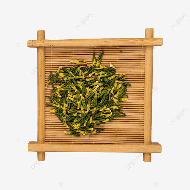 natural green healthy herbal tea lotus seed heart