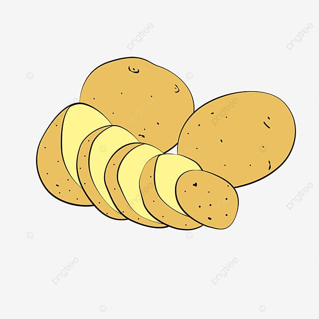potato clip art