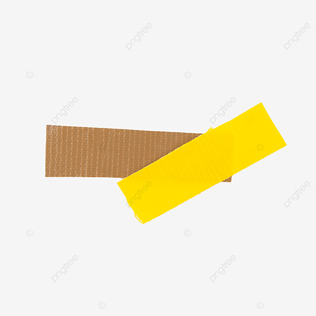packing groceries line tape