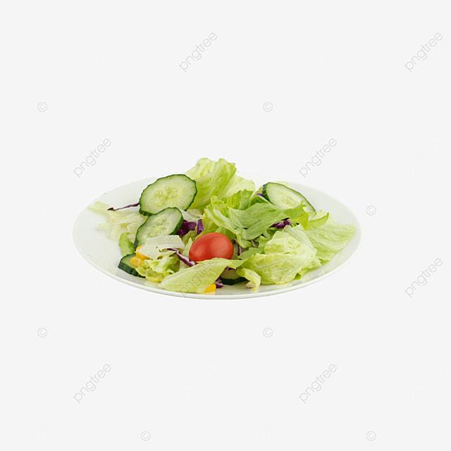 green food reduced fat salad