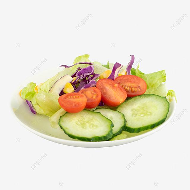 green lettuce fruit salad