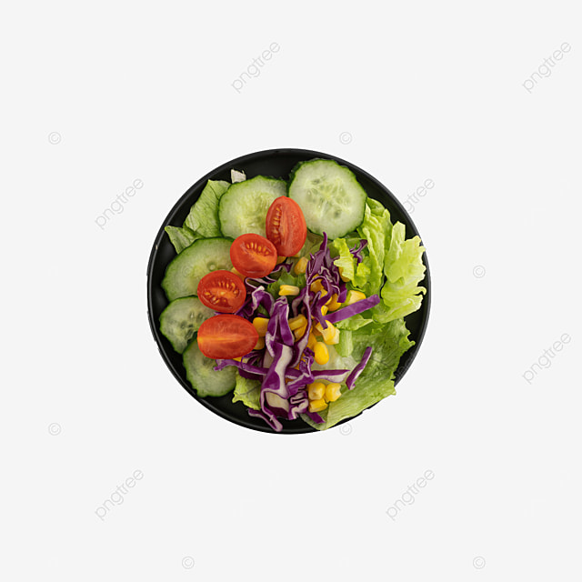 healthy tomato fruit salad