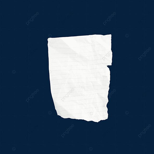 line sticker blank white paper