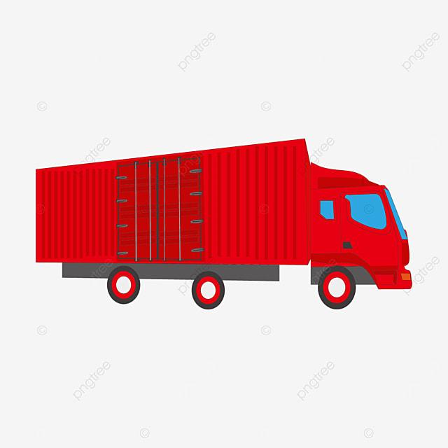 cargo truck clip art