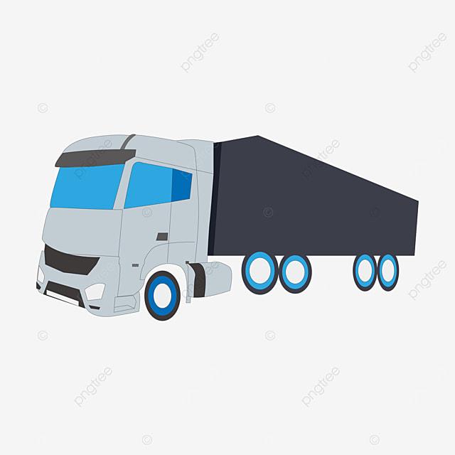 cartoon truck clipart