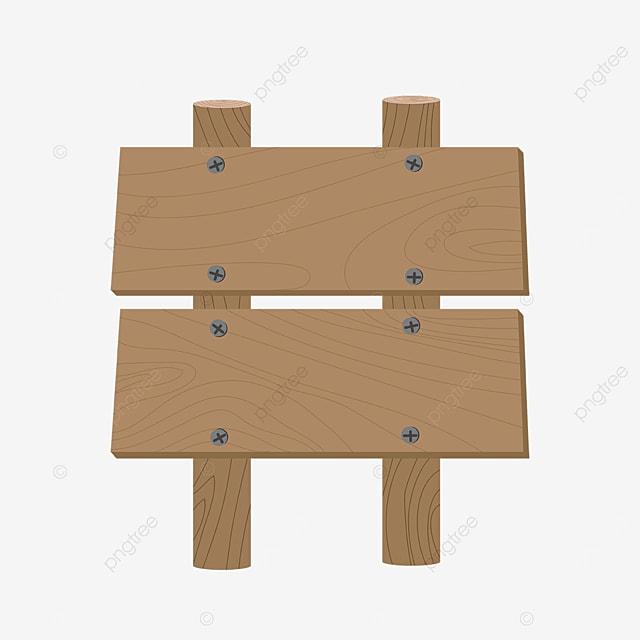 brown wood clip art