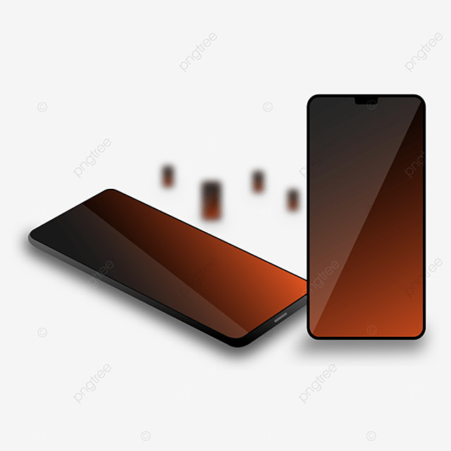 Mobile Mockup Png Design Android, Android Mobile Mockup, Mobile Ui Mockup, Mobile Phone PNG and Vector
