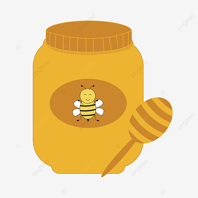 honey clipart vector material