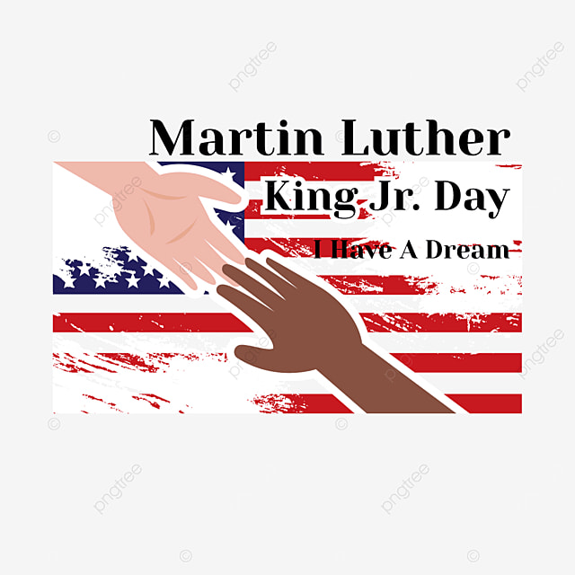 hands close to skin color martin luther king jr day