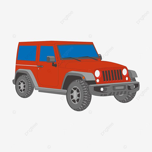 jeep clipart stick figure