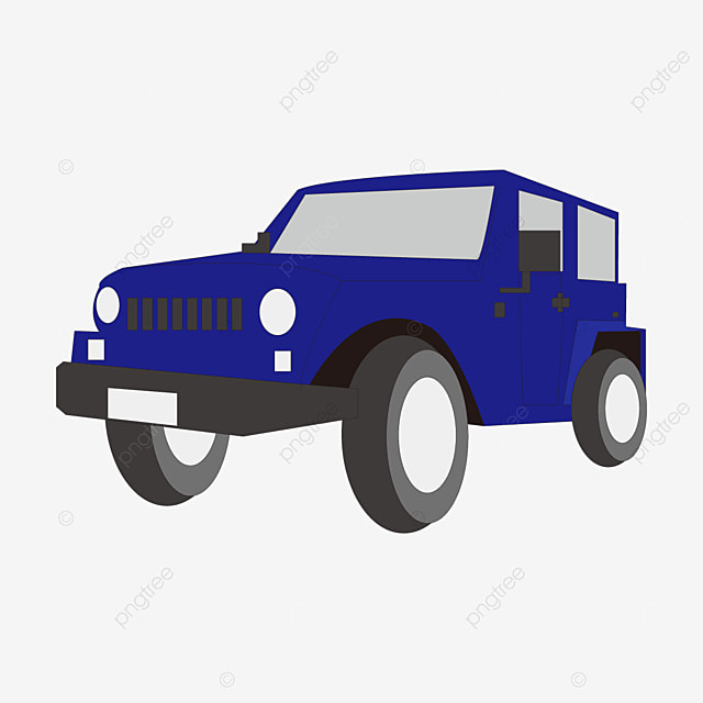 jeep clipart stroke wind