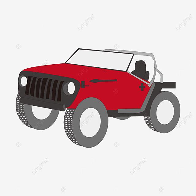 mini jeep clip art