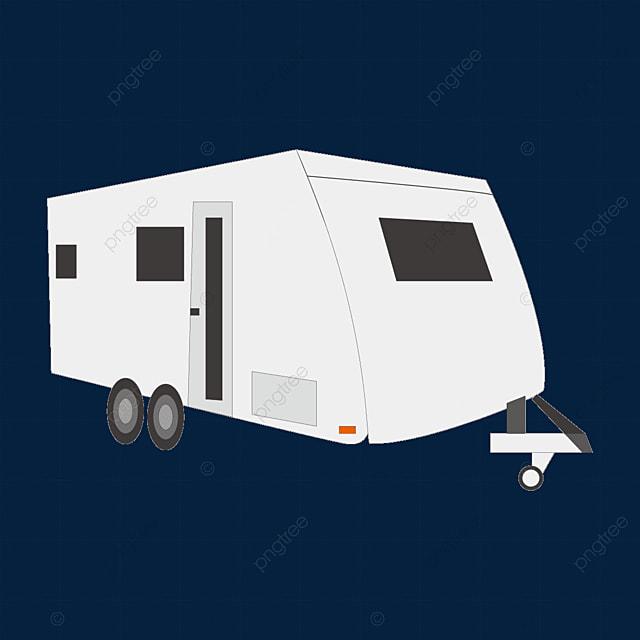 mobile rv clip art