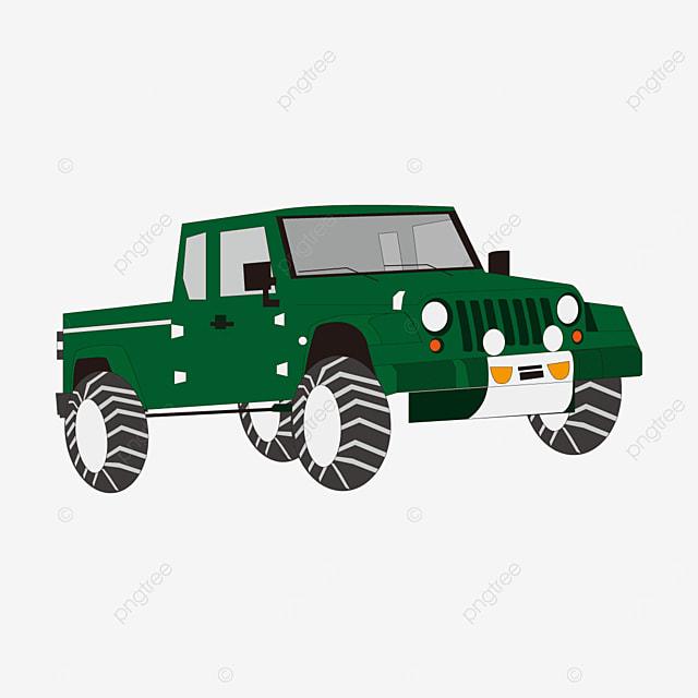 small jeep clip art