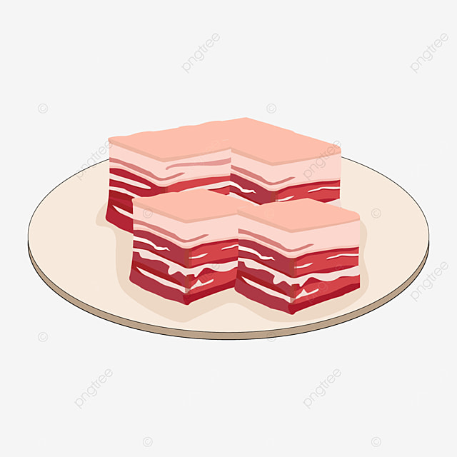 delicious fresh cuts of meat clipart