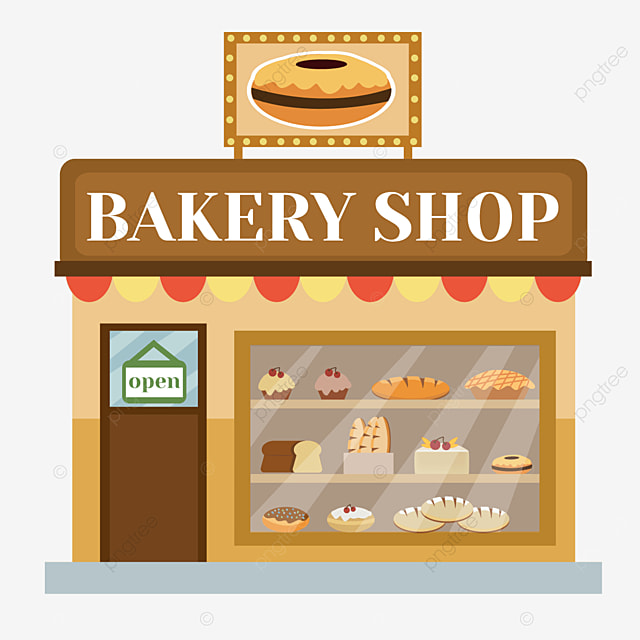 Exquisite Bakery Clip Art Exquisite Bakery Clipart Png And Vector With Transparent Background For Free Download