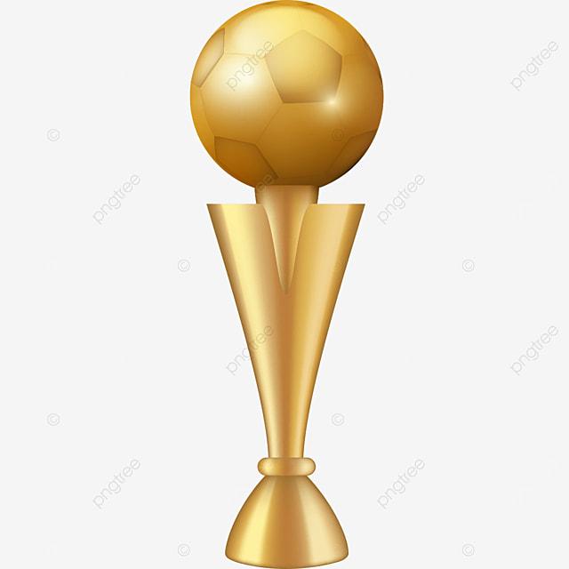 golden cup for winner
