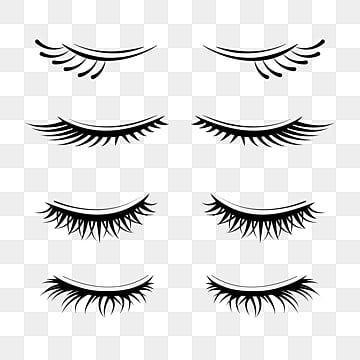 Eyelashes Png Vector Psd And Clipart With Transparent Background For Free Download Pngtree