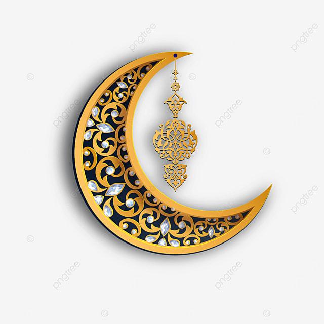 eid mubarak 3d design