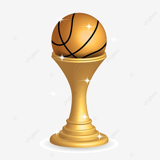 trophy 3d basketball competition celebration