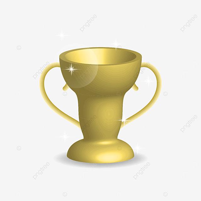 trophy 3d champion golden business event