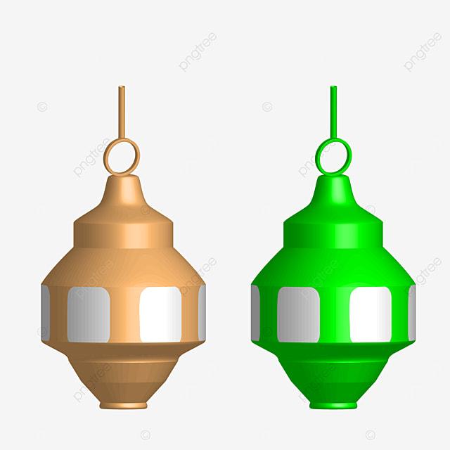 3d eid mubarak islamic holy day