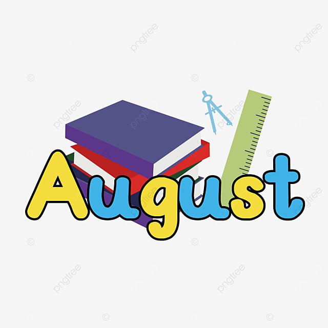 august book clip art svg