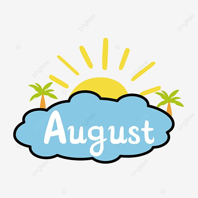 august cloud clip art svg