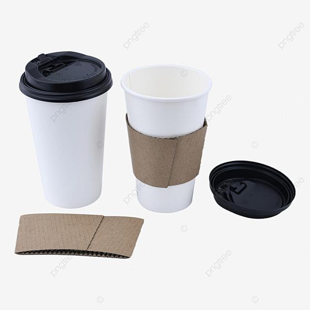 breakfast packaging energy coffee cup