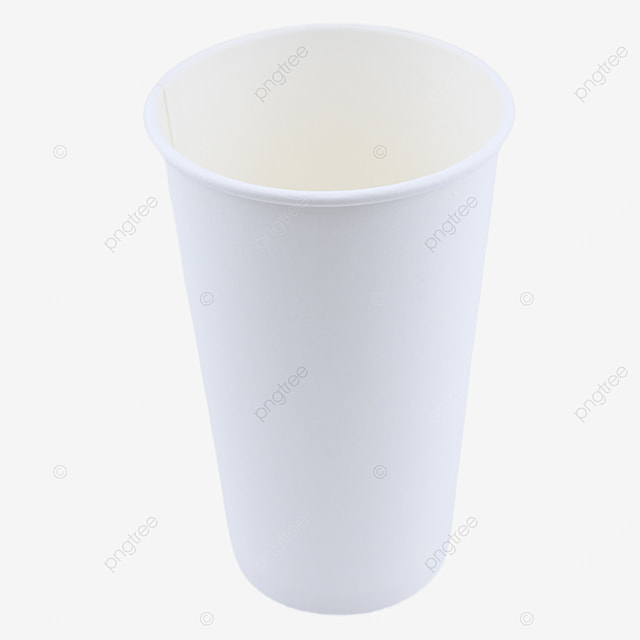 commodity paper cup white coffee cup