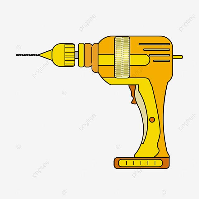 electric drill screw electric screwdriver bit clip art