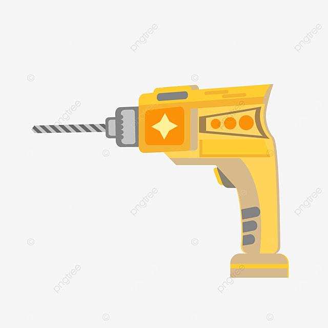 electric screw bit clip art