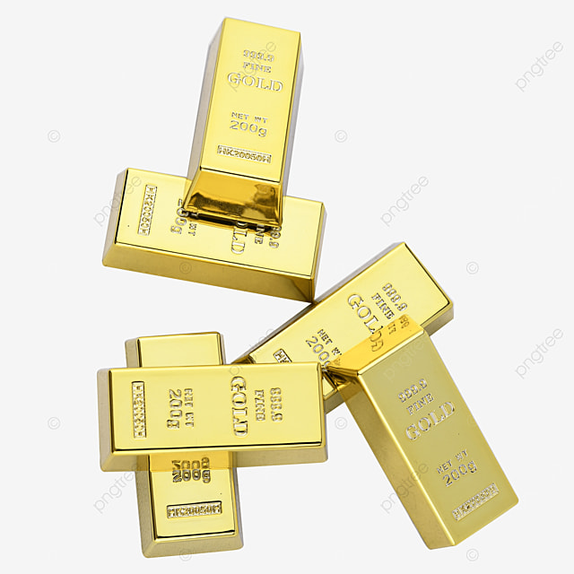 gold investment savings treasure
