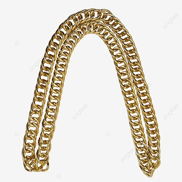 gold jewelry is luxurious and rich