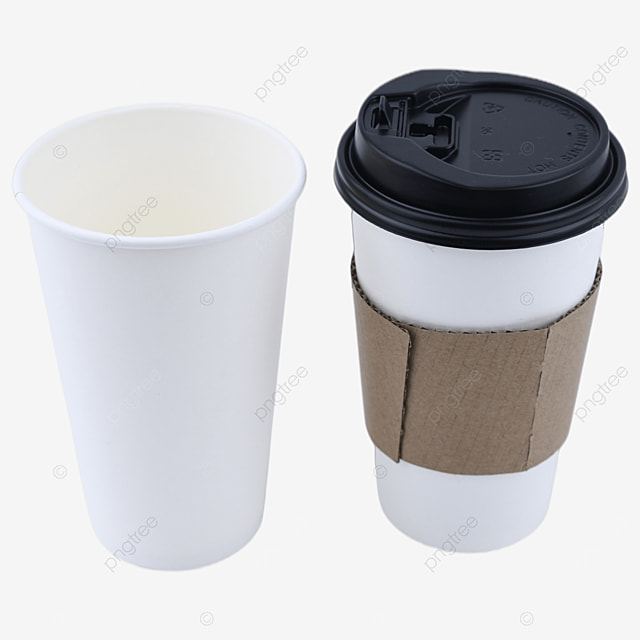portable caffeine paper cup