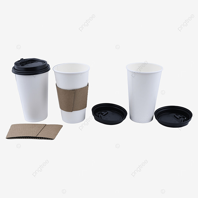 takeaway hot drink paper cup container