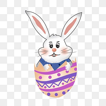 Bunny Sleigh ride png easter bunny png design download Happy Easter Bunny Sleigh Cute Rabbit Eggs