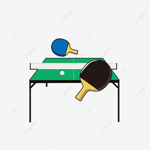 easy table tennis clip art