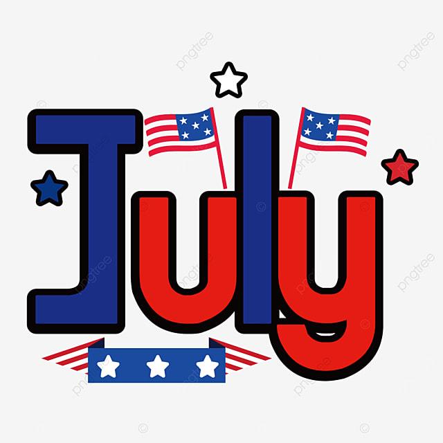 flag decoration bold july clip art svg