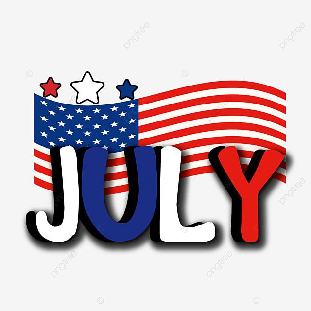 flag decoration texture font july clipart svg