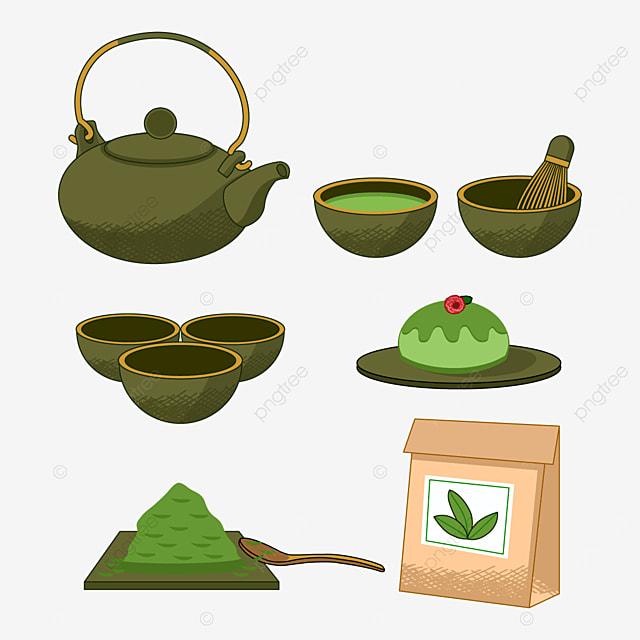 quaint cute japanese teapot and cup