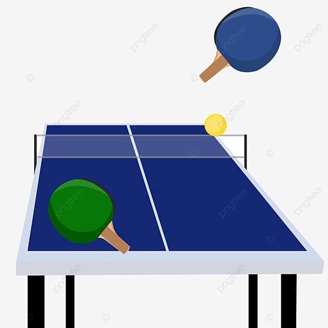 table tennis game clip art